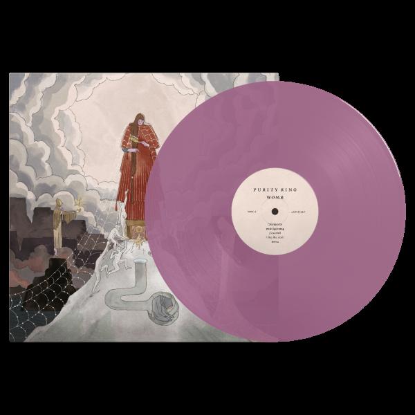 WOMB [PURPLE] Vinyl LP