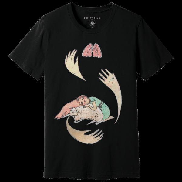 Shrines Sheep T-shirt