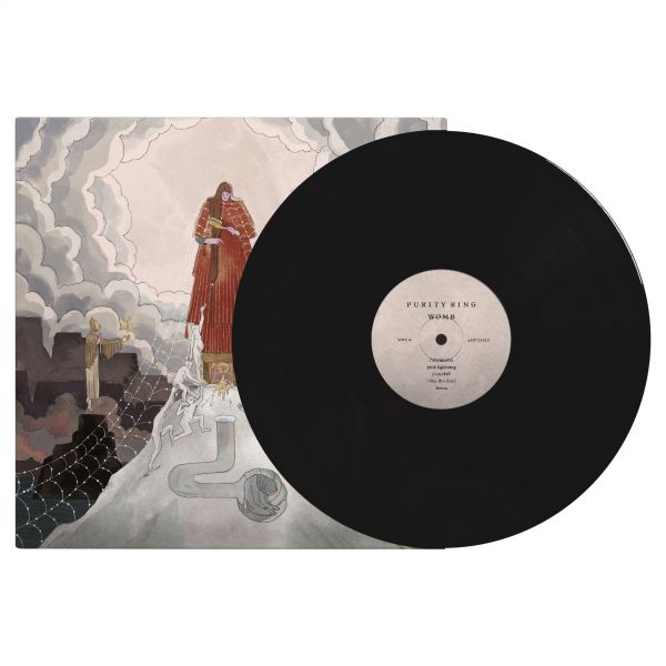 WOMB [BLACK] Vinyl LP
